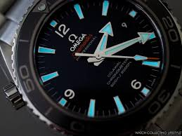 Rare Bird: Omega Seamaster Planet Ocean 600M James Bond. The Discontinued  45.5 mm Model. — WATCH COLLECTING LIFESTYLE