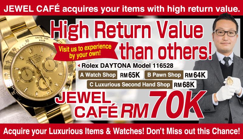 high value returns