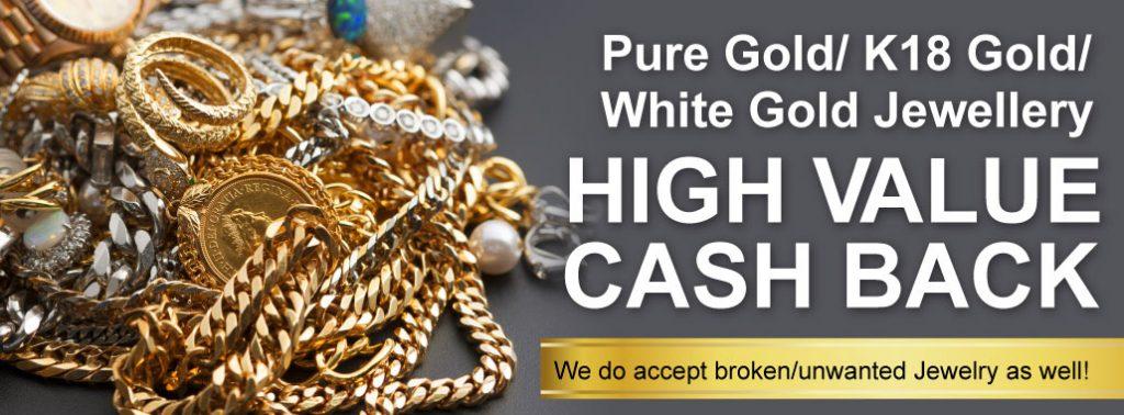 Gold, White Gold, K Gold