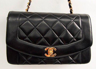 f6a05e333ed3 Chanel Matelasse: Mentioning of Chanel, the Matelasse series will be a  familiar collection. With Black Quilted Lambskin, The bag features single  signature ...