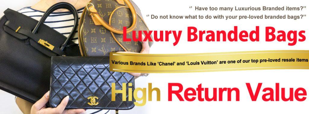 Luxury Branded Bags