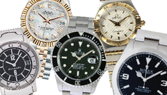 branded timepiece